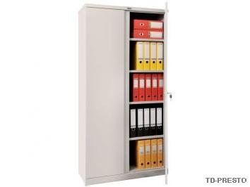 Шкаф архивный металлический ПРАКТИК М 18