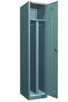 Шкаф металлический раздевальный ШРМ - 21