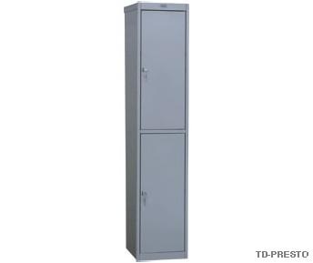 Шкаф металлический раздевальный ПРАКТИК AL-002