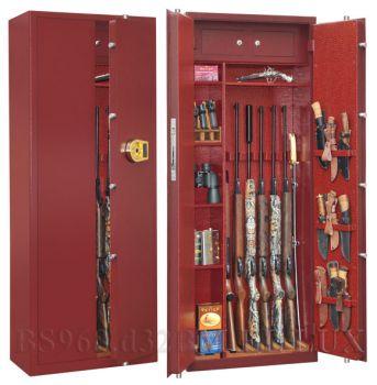 Элитный сейф ВS 968.d32BM EL LUX для хранения оружия.