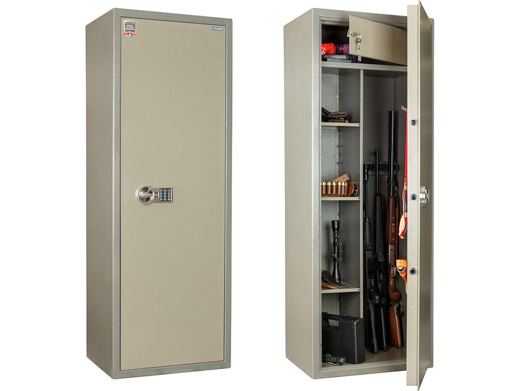 Оружейный сейф с элктронным замком