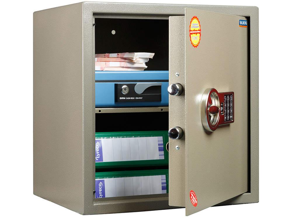 Элейтронный сейф для дома VALBERG ASM 46 EL