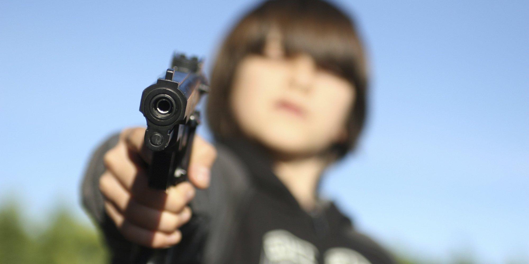 Защита оружия от посторонних